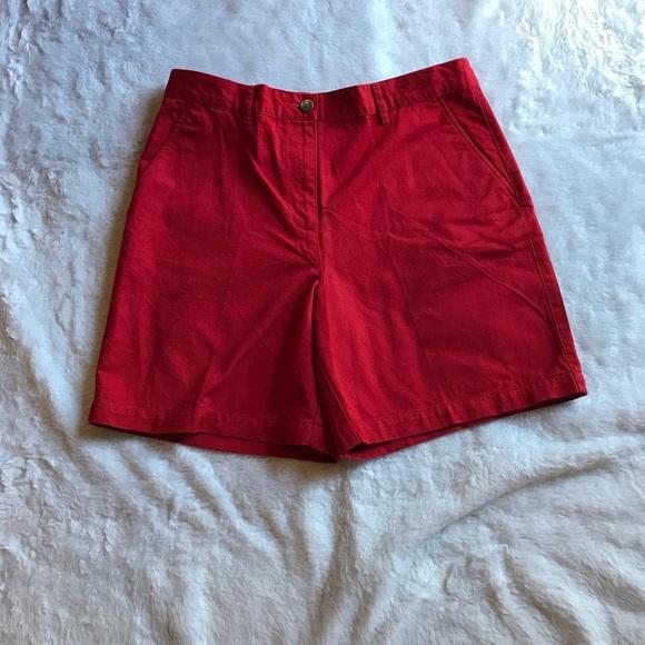 d6421b2991 RalphLauren Barn Red great cotton 7